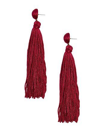 BAUBLEBAR - Valencia Tassel Earrings