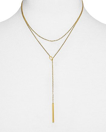 BAUBLEBAR - Isabella Layered Necklace, 22""