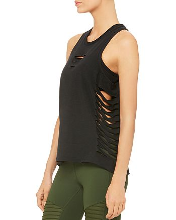 Alo Yoga - Cut It Out Tank
