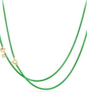 David Yurman - Bel Aire Necklaces