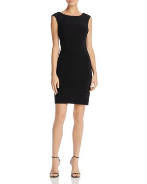Adrianna Papell Pintuck Matte Jersey Dress 2762460