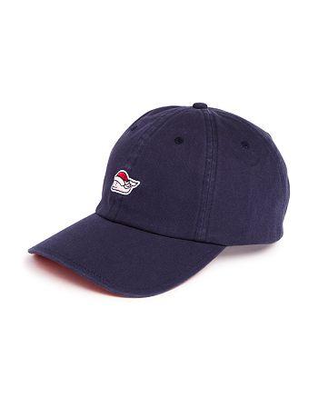 c6e42957e2e Vineyard Vines - Santa Whale Mistletoe Hat