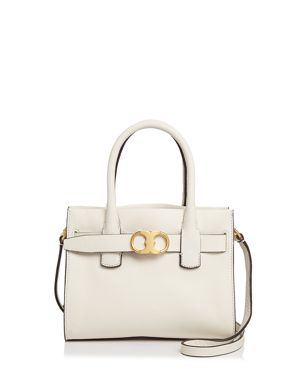 Tory Burch Gemini Link Small Leather Tote 2767142