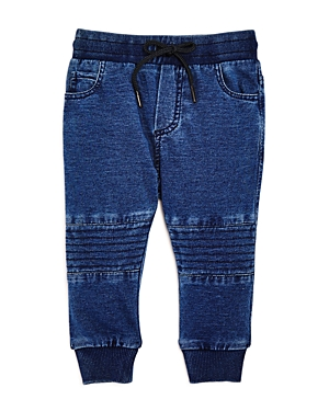 Bardot Junior Boys' Washed Moto Pants - Baby