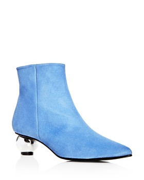 Carel - Women's Superbe Suede Booties
