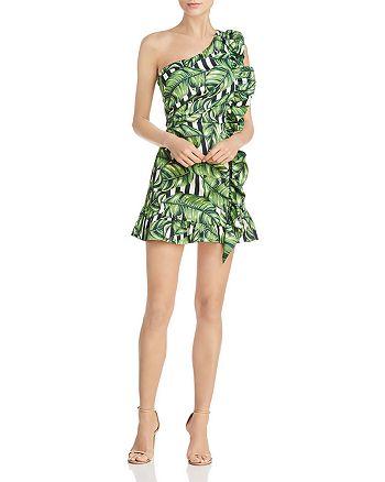 Red Carter - Miyah One-Shoulder Dress