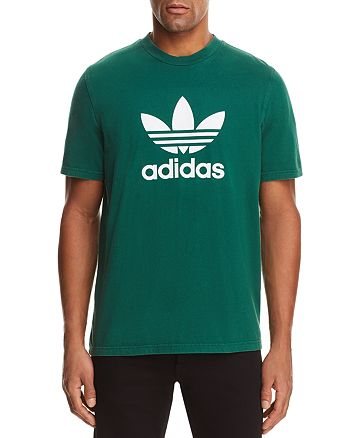 adidas Originals - Trefoil Crewneck Short Sleeve Tee