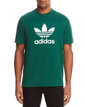 adidas Originals Trefoil Crewneck Short Sleeve Tee