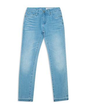 ag Adriano Goldschmied Kids Girls' The Abbi Crop Skinny Jeans - Big Kid 2775008