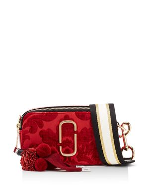 Marc Jacobs Snapshot Damask Leather Crossbody 2748975