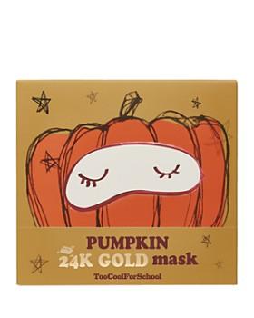 Too Cool For School - Pumpkin 24K Gold Sheet Mask
