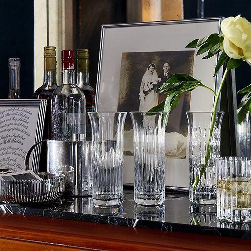 Baccarat Flora Bud Vase Set Of 3 Bloomingdales