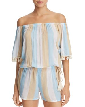 Coolchange Kayla Romper Swim Cover-Up