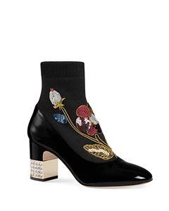 f48a525ff Sam Edelman Women s Yaria Studded Suede Block Heel Sandals ...