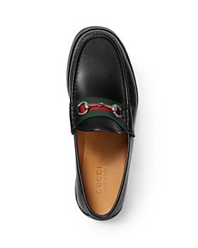 Gucci - Men's Lug Sole Loafers