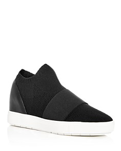 AQUA - Women's Foxy Slip-On Sneakers - 100% Exclusive
