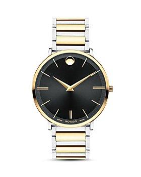 Movado - Ultra Slim Two-Tone Watch, 40mm