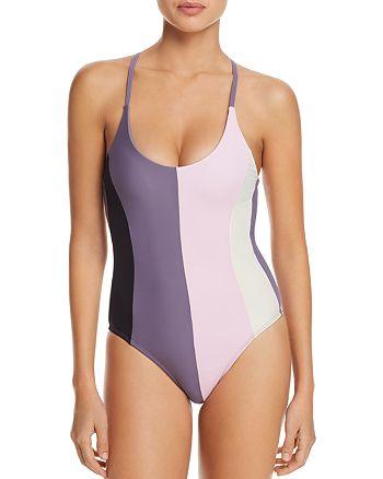 47c9c55a0894b PilyQ Farrah One Piece Swimsuit | Bloomingdale's