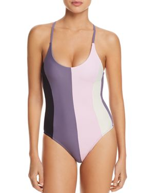 PilyQ Farrah One Piece Swimsuit