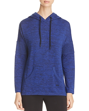 Marc New York Performance Spacedye Hooded Tunic