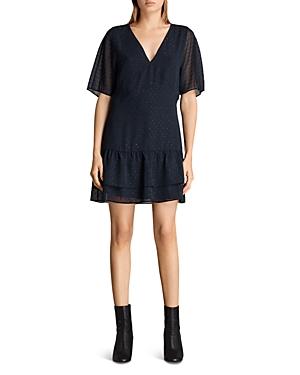 Allsaints Marley Shimmer Dress