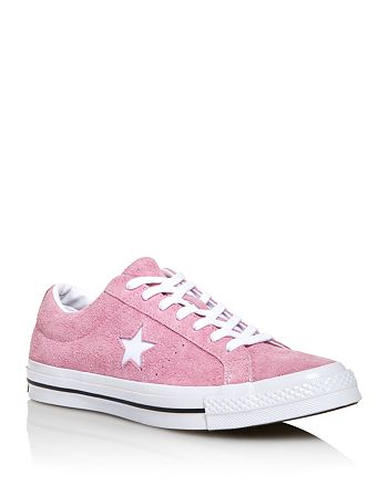6409062d4a96 Converse - Men s One Star Ox Suede Low Top Sneakers