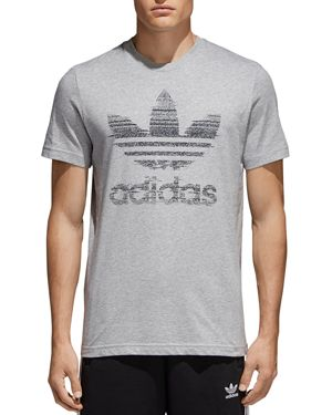 Adidas Traction Trefoil Crewneck Short Sleeve Tee