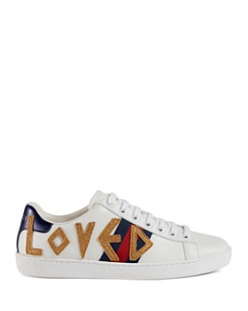 24cbd1a7718 ... Gucci - Women s New Ace Appliqué Low-Top Sneakers