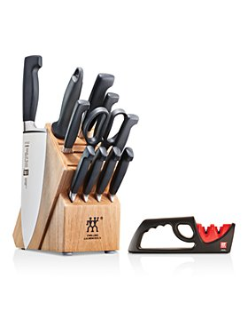 Zwilling J.A. Henckels - Four Star 13-Piece Knife Block Set