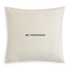 "kate spade new york - Words of Wisdom Decorative Pillows, 18"" x 18"""
