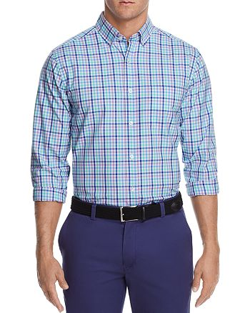 Vineyard Vines - Gaspar Gingham Classic Fit Button-Down Shirt