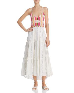 Saylor Flynn Embellished Maxi Dress