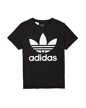 Adidas Unisex Logo Graphic Tee  Big Kid