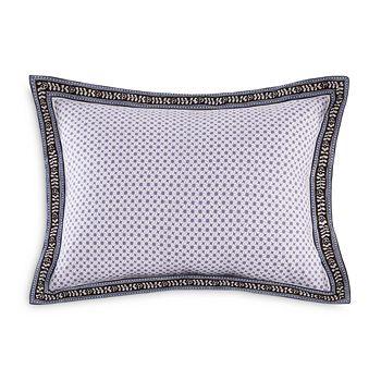 "Echo - Ivy Paisley Decorative Pillow, 12"" x 16"""