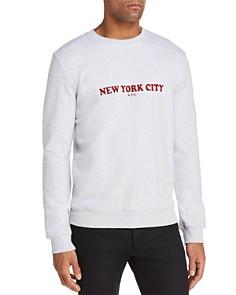 A.P.C. New York City Crewneck Sweatshirt - Bloomingdale's_0