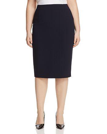 Marina Rinaldi - Colonna Midi Skirt