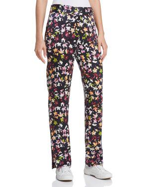 Equipment Florence Printed Silk Pants