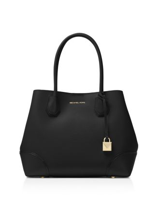 e75e9f4abf84 MICHAEL Michael Kors Mercer Gallery Snap Medium Leather Tote |  Bloomingdale's