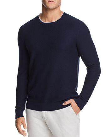 Michael Kors - Textured Crewneck Sweater - 100% Exclusive