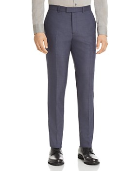 Theory - Marlo Sharkskin Slim Fit Suit Pants