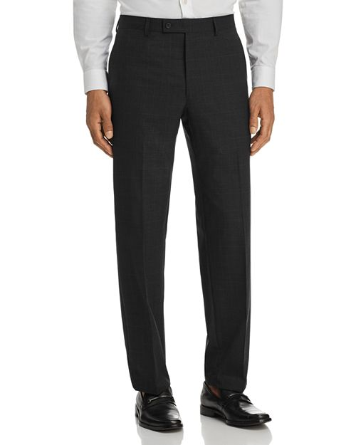 Michael Kors - Plaid with Windowpane Classic Fit Dress Pants - 100% Exclusive