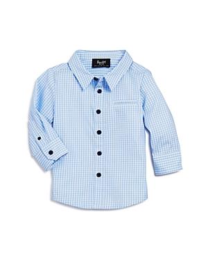 Bardot Junior Boys Gingham Shirt  Baby