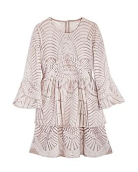 Bardot Junior - Girls' Embroidered Lace Dress - Big Kid