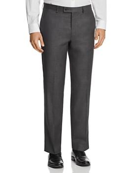 Michael Kors - Sharkskin Classic Fit Suit Pants - 100% Exclusive