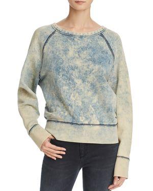 rag & bone/Jean Bleach Out Sweatshirt