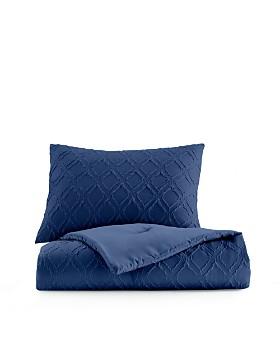 Bloomingdale's Essentials - Dover Comforter Sets - 100% Exclusive