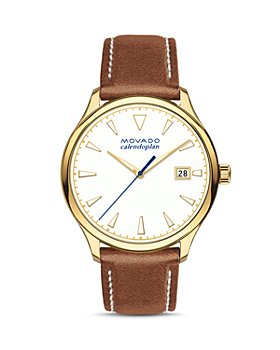 Movado - Heritage Calendoplan Watch, 36mm