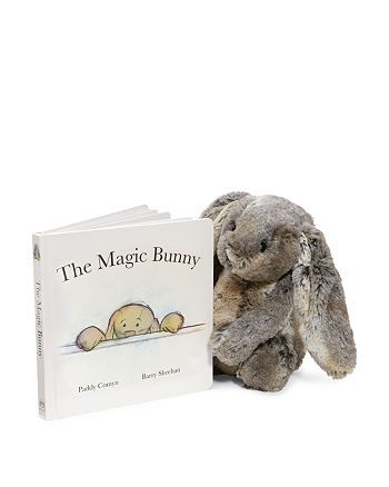 Jellycat - The Magic Bunny Book - Ages 0+