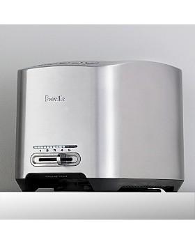 Breville - Die-Cast 4-Slice Toaster by Breville