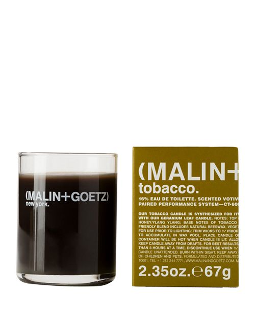 MALIN and GOETZ - Tobacco Votive Candle 2.35 oz.